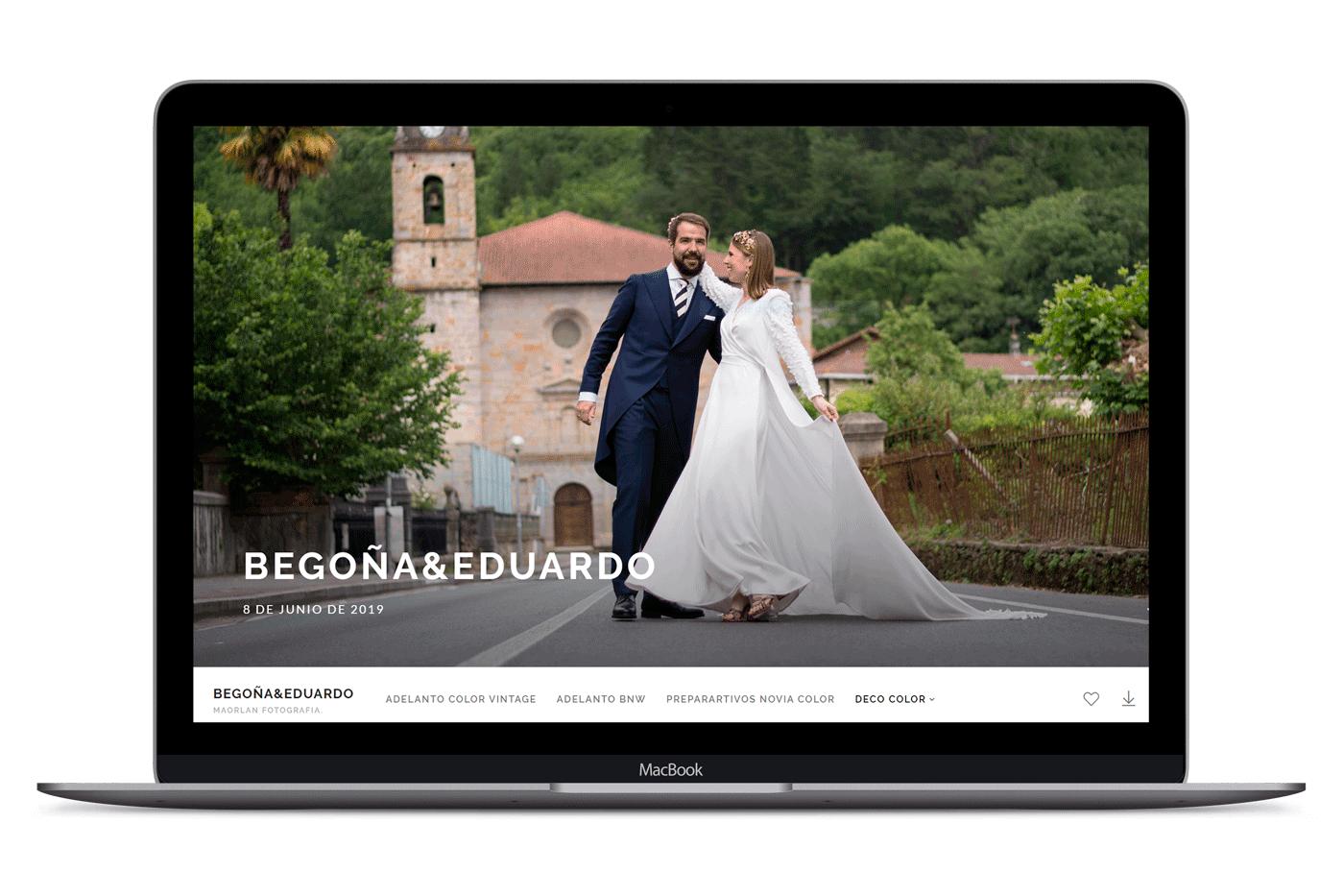 galeria online bodas